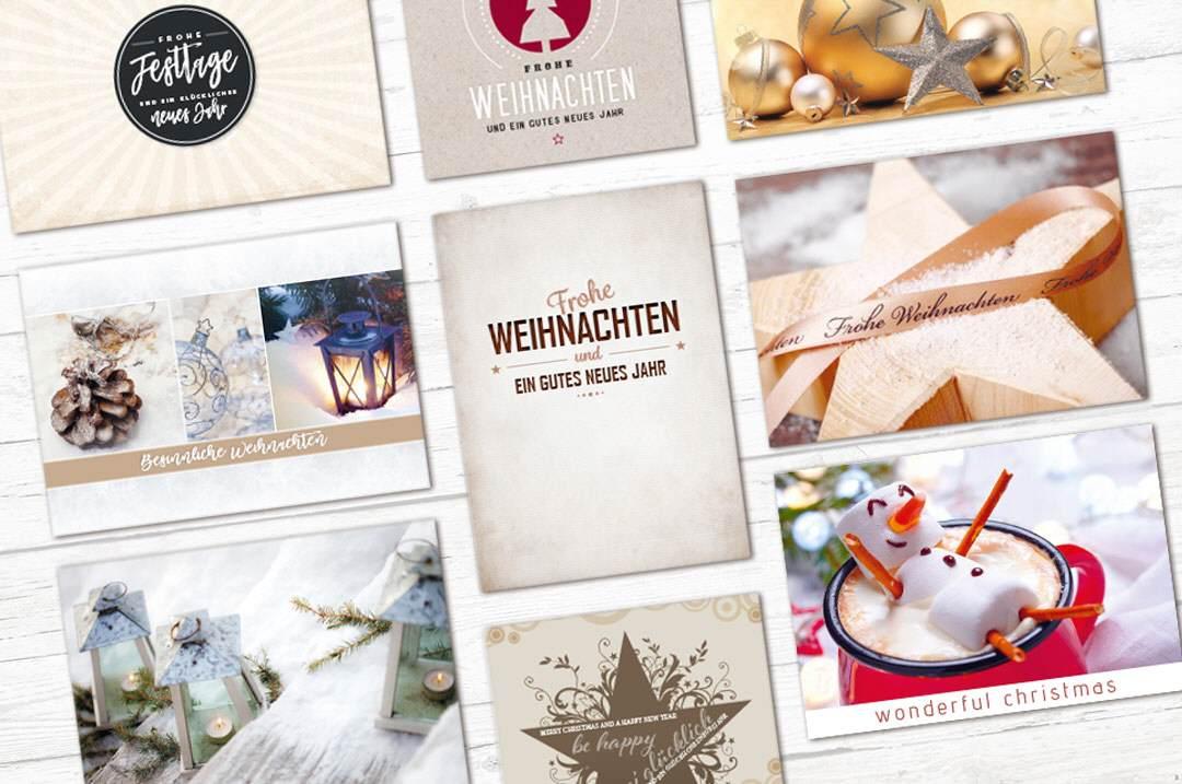 Weihnachtskarten Für Fotos.Weihnachtskarten Weihnachtskarte Weihnachtskartenzauber Ch