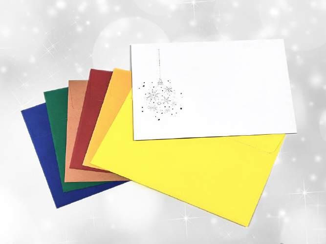 weihnachtskarten mit landschaft magic moments a5 quer. Black Bedroom Furniture Sets. Home Design Ideas