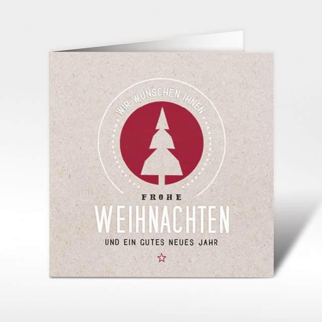 Rote Weihnachtskarten.Rote Weihnachtskarten Weihnachtskartenzauber Ch