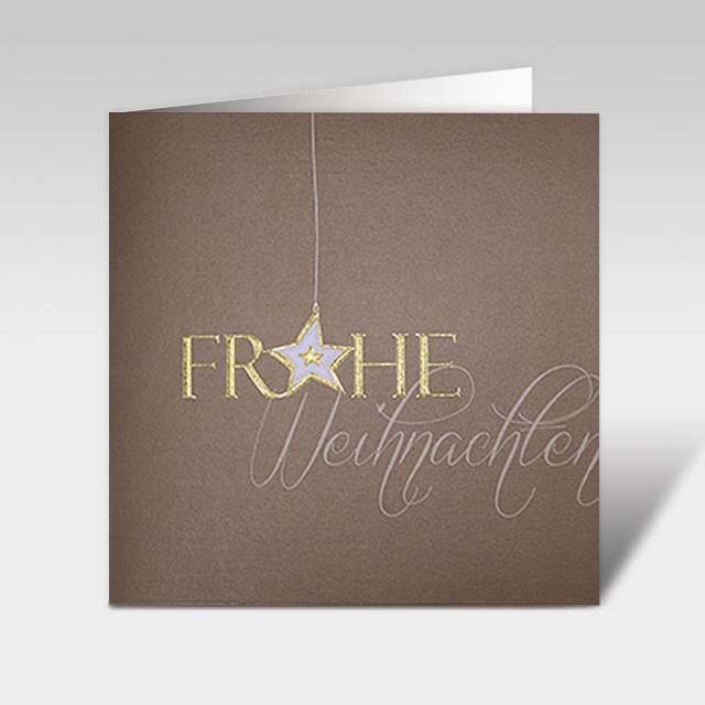 Edle Weihnachtskarten.Weihnachtskarten Edel Design 02 150 X 150 150 X 150 Mit