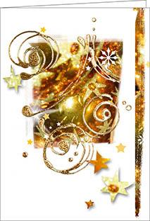 weihnachtskarten pr chtige weihnachten a5 hoch mit. Black Bedroom Furniture Sets. Home Design Ideas